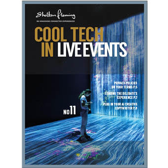 Cool tech in live events - 2020